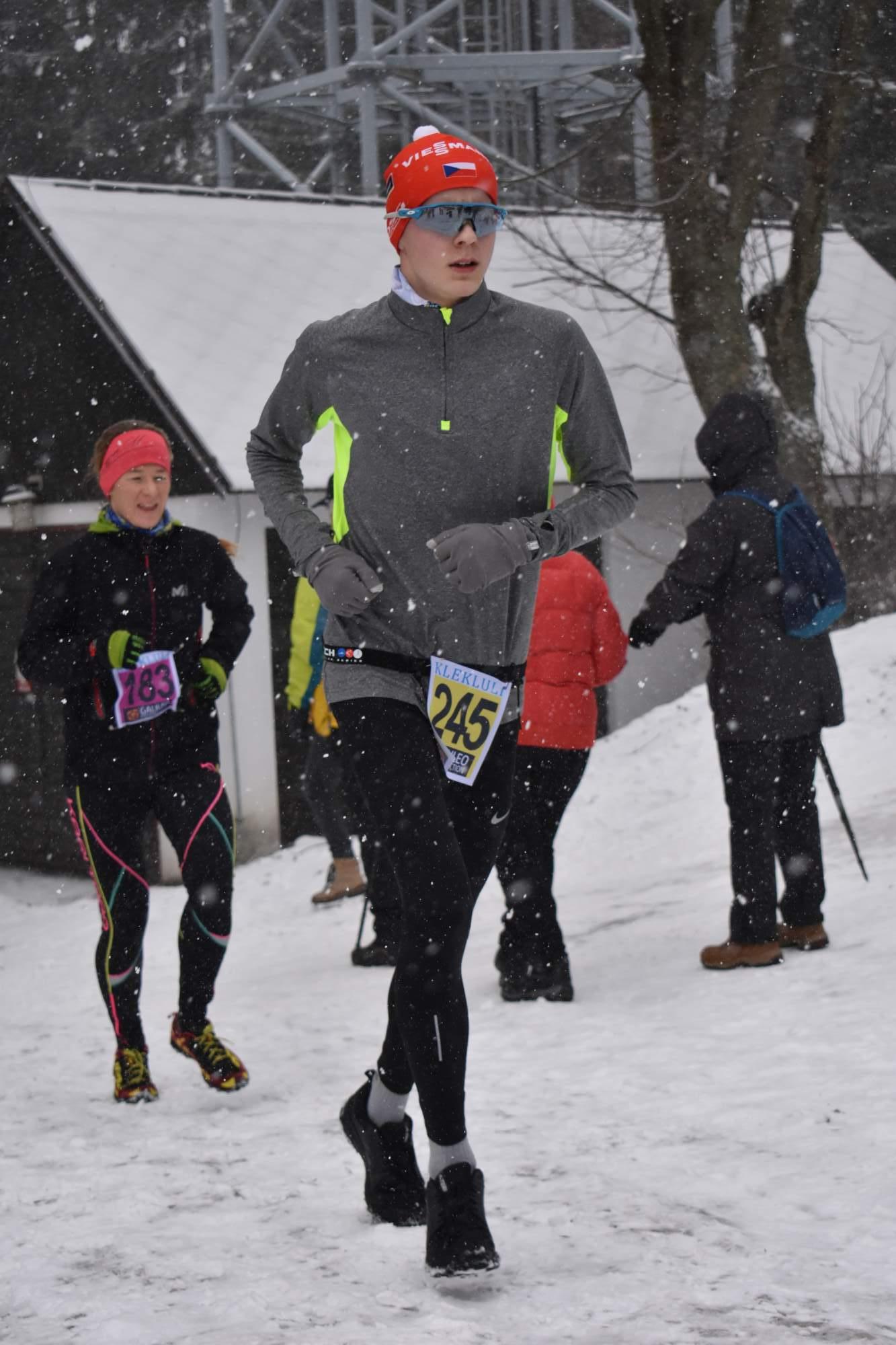 Odvážlivci z TCV se vydali pokořit nejtěžší krosový běh na jihu Čech