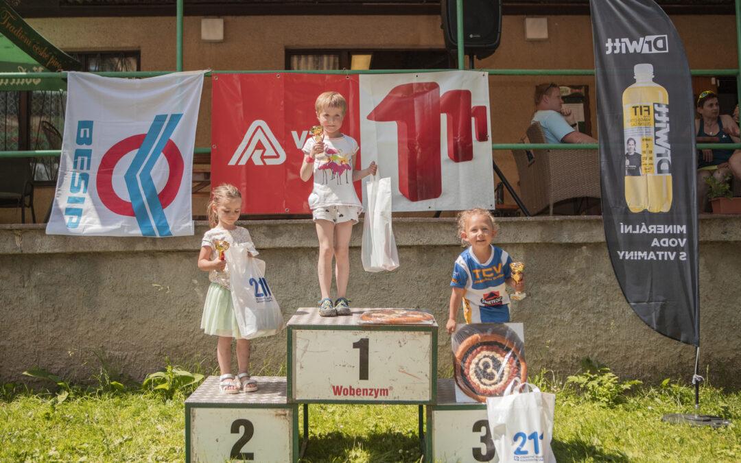 Děkujeme Vám všem, kteří jste byli součástí Jindřichohradeckého triatlonu!